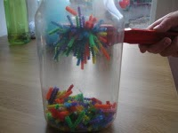 pipe cleaners in a bottle Pipe Cleaner Crafts%catagory