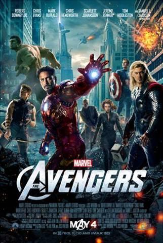 Marvel Avengers & Lego Unite
