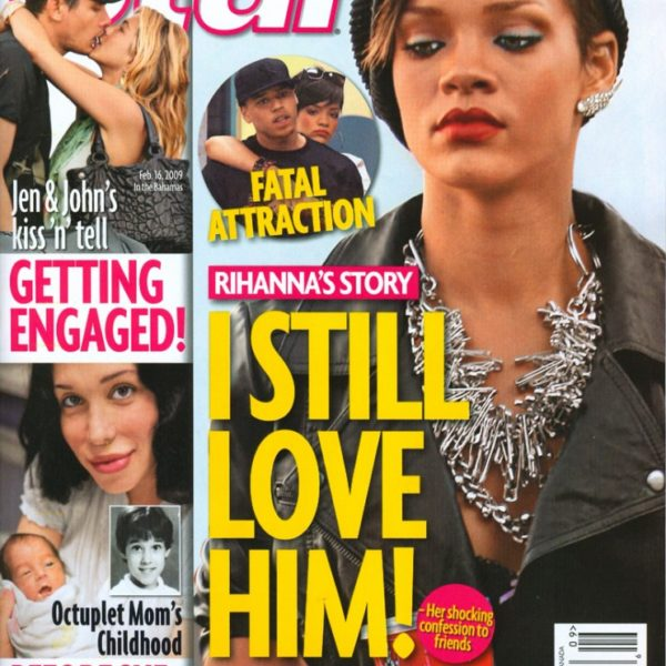Star Magazine for 3 yrs for $29.99