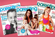 Today's Save: $3 for a Two-year Subscription to Parenting or Parenting School Years