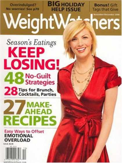 Weight Watchers Magazine Subscription for Only $3.99