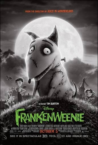 New FRANKENWEENIE Trailer