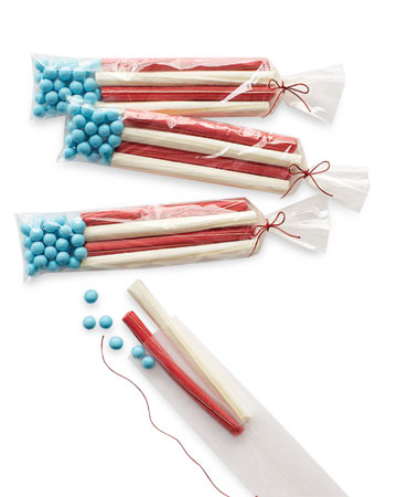 July 4th Party Favors