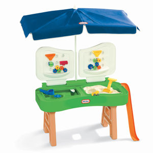 Sand & Water Fun Factory only $49.99 shipped! Today only 12 Noon to 4 PM EST! LittleTikes.com!