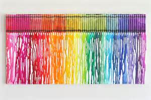 Create A Masterpiece Rainbow Canvas In Minutes