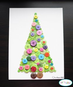 11 Easy Christmas Crafts (Free ebook)