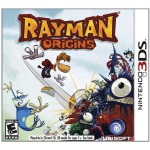 Yet Another Holiday Gift Idea: Rayman Origins for DS #UbiRaymanO