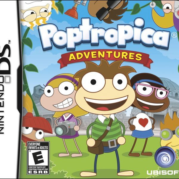 Holiday Gift Idea: Poptropica for DS #UbiPoptropica
