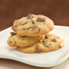 Delicious One-Bowl Chocolate Chip Cookies