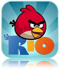 Free Angry Birds RIO App for iPhone