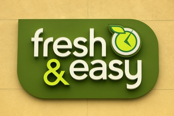 "Tesco Opens First Of Its ""Fresh And Easy"" Stores In L.A"