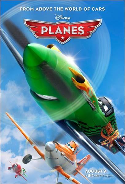 New Disney's Planes Poster!