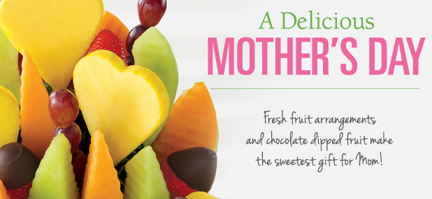 Mother s day gift ideas forget the flowers send fruit
