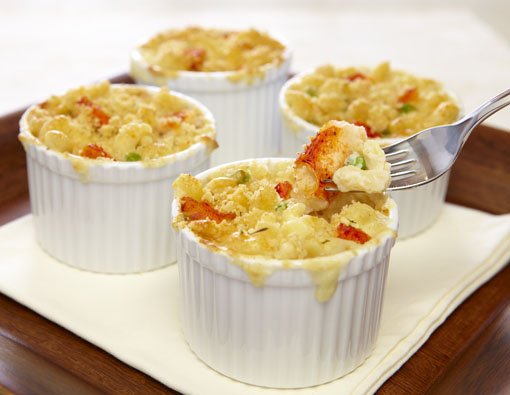Lobster Macaroni and Cheese Recipe