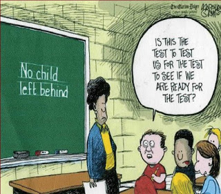 """Why isn't """"No Child Left Behind"""" Working?"""