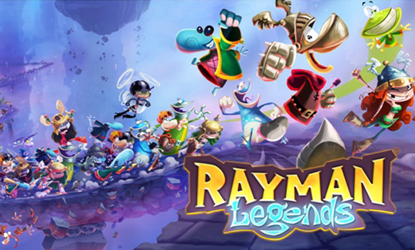 Rayman Legends out Now!!!