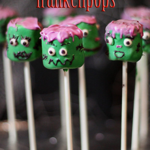 How to Make Frankenstein Pops