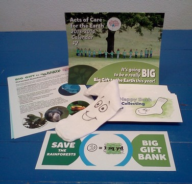 Free Earth's Birthday Project Kit
