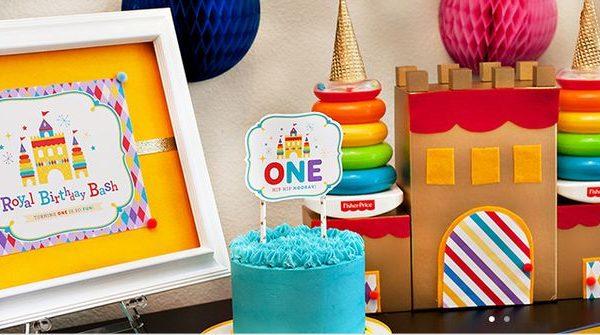 Fisher-Price My First Birthday Club Royal Birthday Bash Sweepstakes