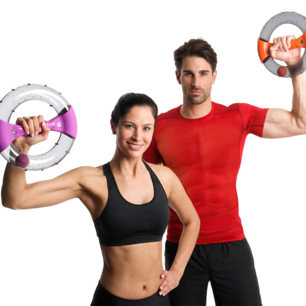 Get Your Arms Toned with Powerspin
