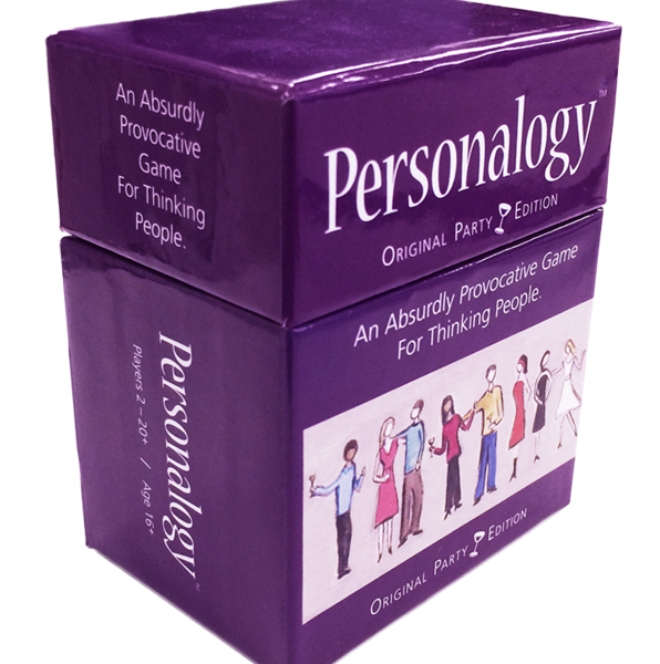 Personalogy Game: The Triumphant Return of Game Night! ($100 Starbucks Card & Game #Giveaway)