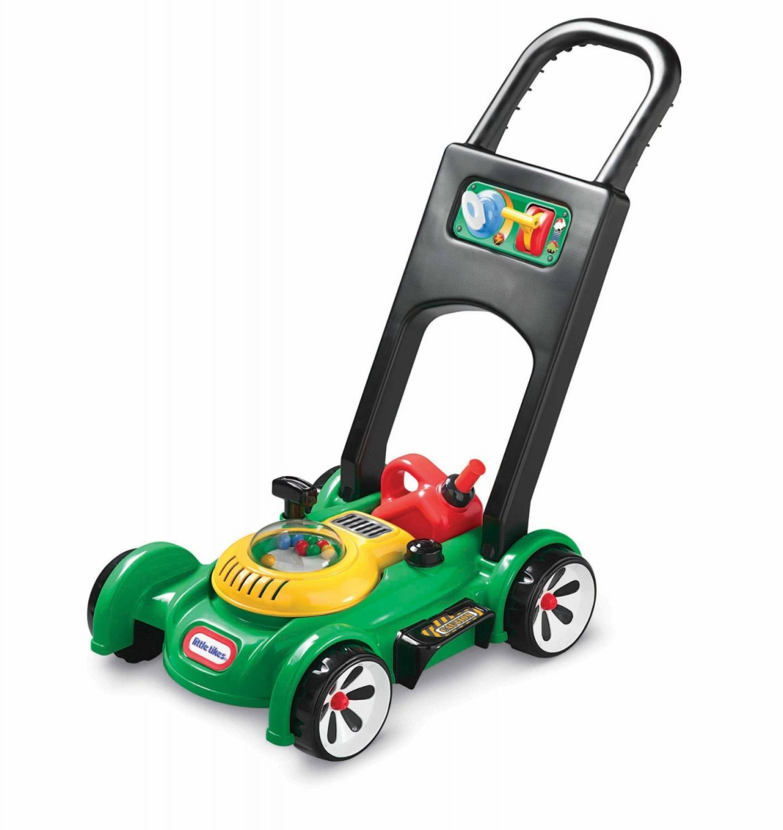 Amazon Little Tikes Gas N Go Mower Toy 12 49 Quot Deal