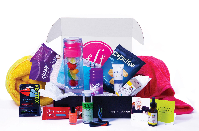 FabFitFun Spring Box – Get $10 OFF