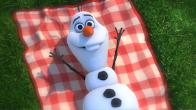 "Sing A Long with Olaf ""In Summer"" in Different Languages"