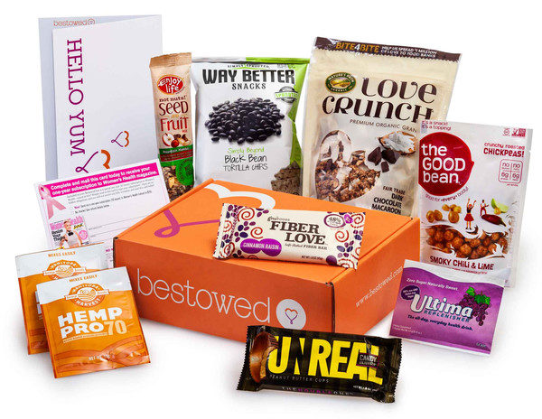 Bestowed Subscription Box 10% Off Any Subscription