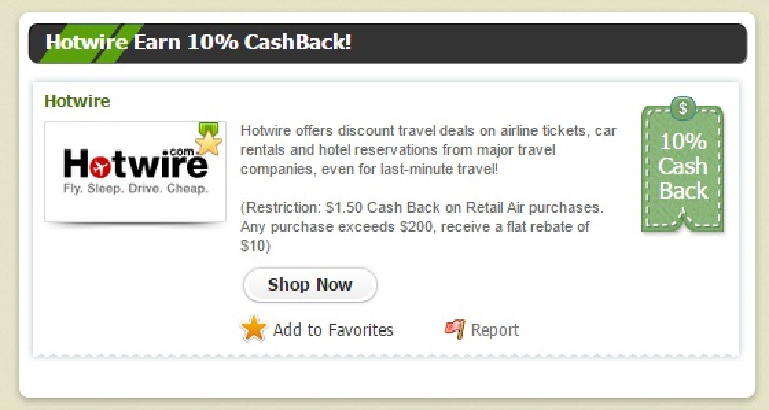 Hotwire End Of January Deal 20 Of 200 Coupon 10 Cash