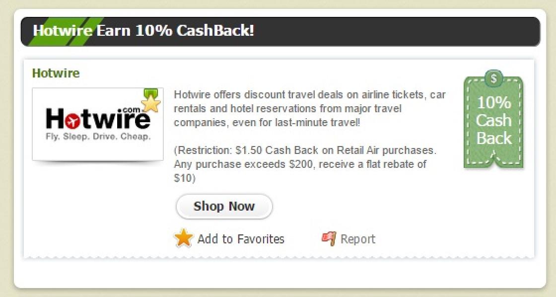 Hotwire Hot Deals On Car Rentals