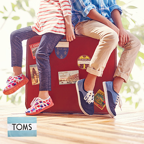 TOMS Sale at zulily – Save up to 40%!