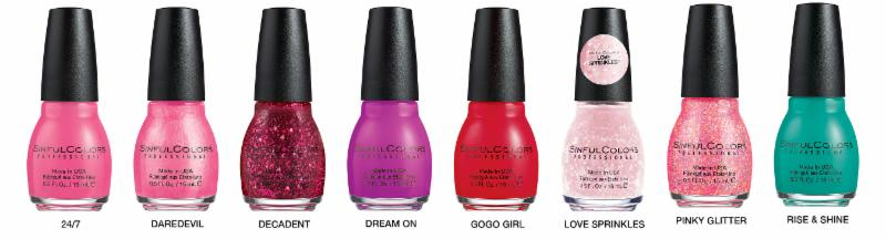 infulColors Flirt With Hearts collection