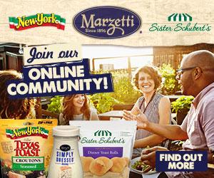 Product Testing Opp: Marzetti's Teresa's Kitchen Insiders