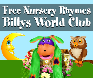Educational Entertainment from Billy's World