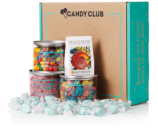 $15 Off Your First Candy Club Box