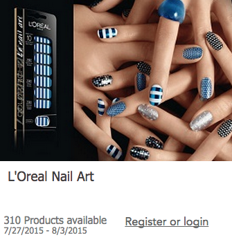 New Toluna Product Test: L'Oreal Nail Art