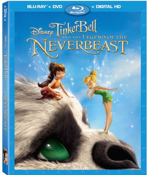 Out Today! Tinker Bell and the Legend of the NeverBeast (Clip & Activity Sheets)