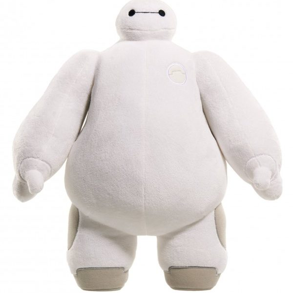 Amazon: Disney Big Hero Six Baymax Plush $11.83