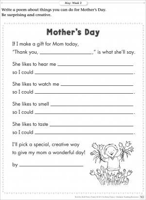 Image Result For Poems Aunts Coloring