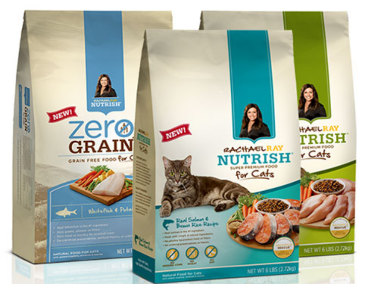 Rachael Ray Nutrish Cat Food  Lb