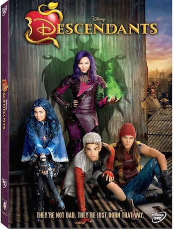 Disney Descendents Printable Party Pack