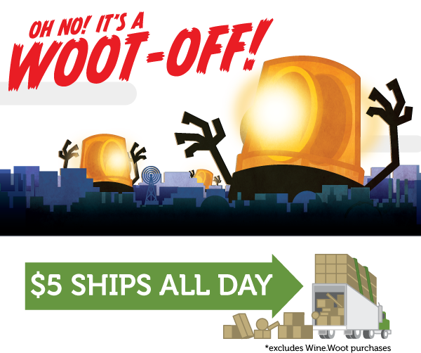 It's a Woot-Off! Non Stops Deals at Great Prices and $5 Shipping All Day