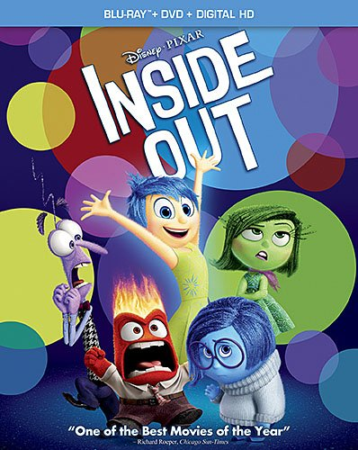 Color Quiz ~ Inside Out Now on Blu-ray