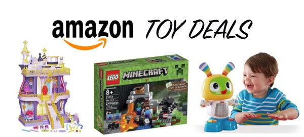 Amazon Toy & Game Deals Round Up