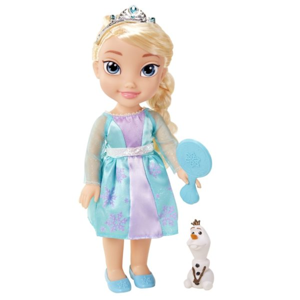 $10 Disney Frozen Toddler Elsa Doll with Reflection Eyes