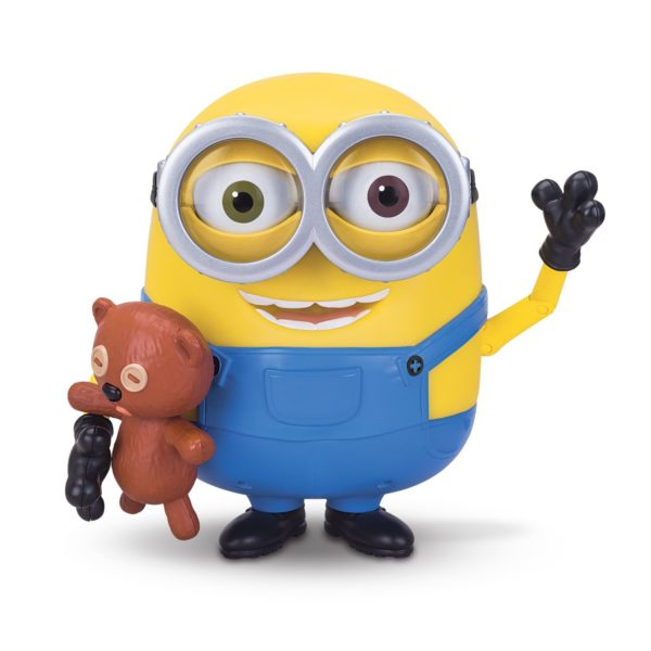 Minions Bob Interacts with Teddy Bear $29 at Amazon – 41% Off