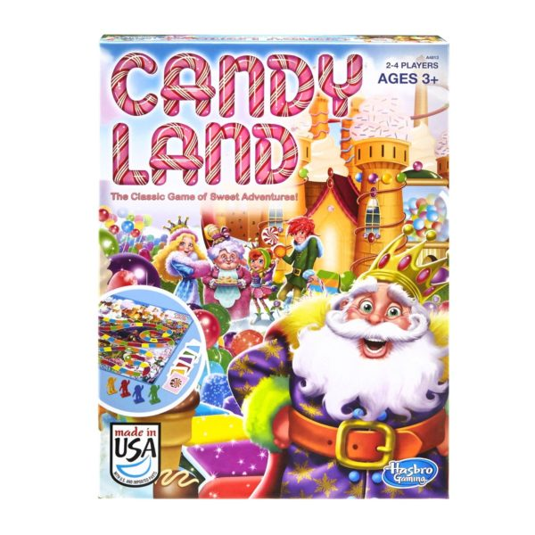 Amazon: Candy Land Game $4.40