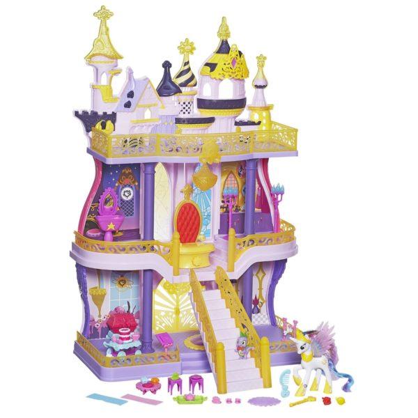 My Little Pony Cutie Mark Magic Canterlot Castle Playset $59.99