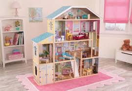 KidKraft Majestic Mansion Dollhouse with Furniture Only $141.99 – 51% Off